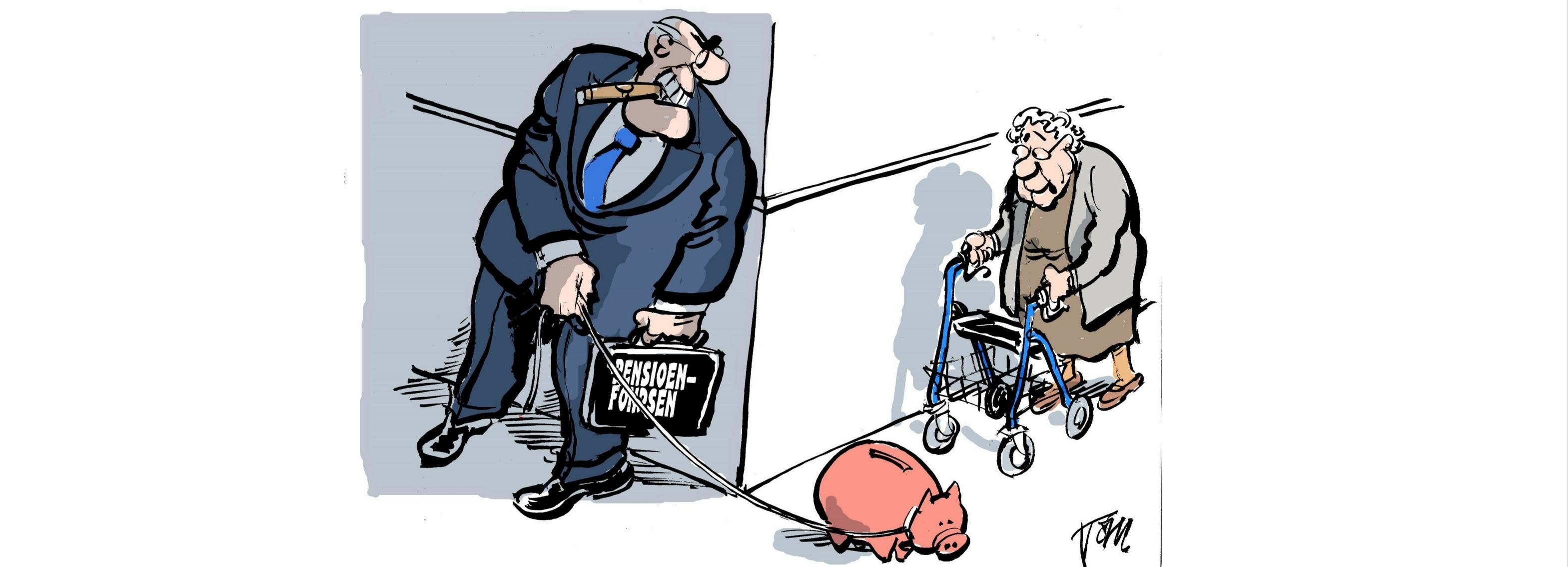 afkoop pensioen