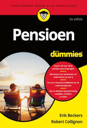 boek pensioen voor dummies