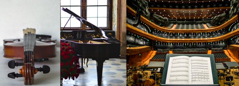 klassieke muziek uitvaart