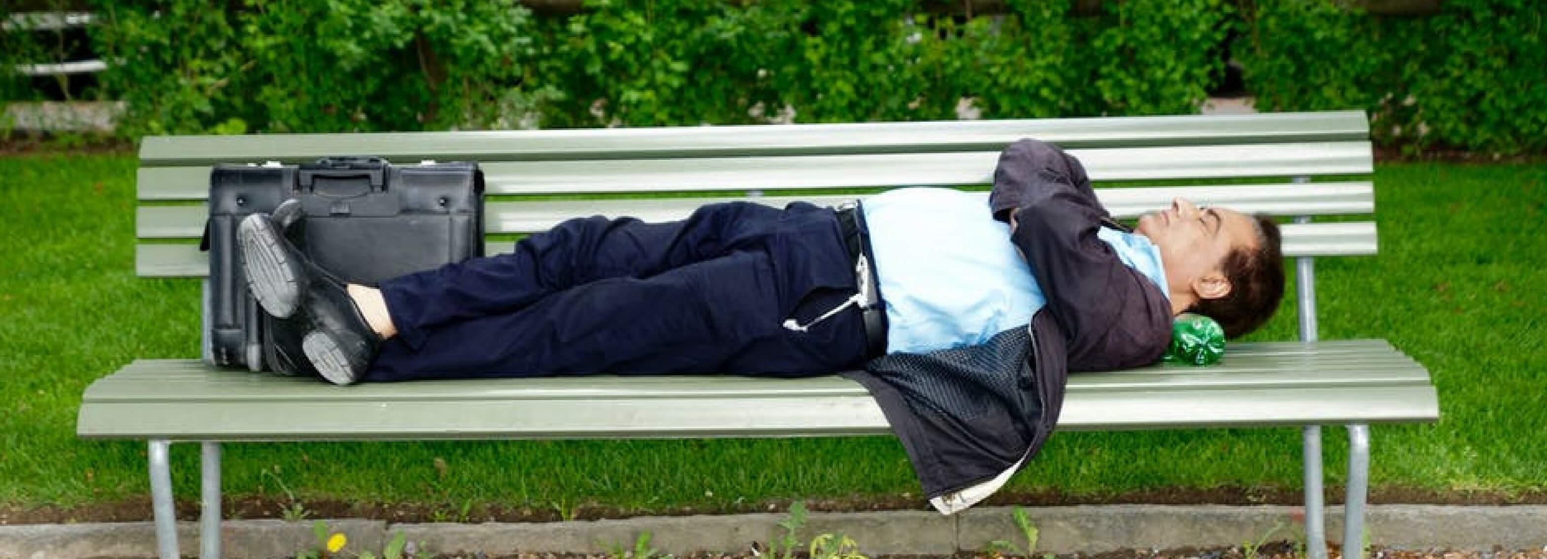 transitievergoeding slapend dienstverband