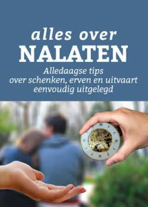 e-boek alles over nalaten