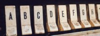 Uitvaartmuziek zoekmachine op alfabet